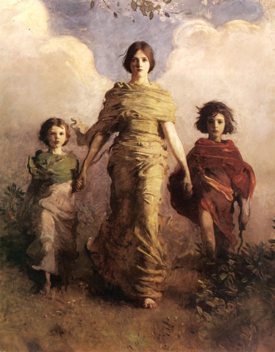 Thayer_The_Virgin