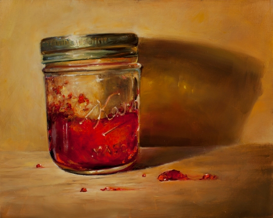 Pierce_Strawberry Jam